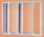 Horizontal sliding window mechanism
