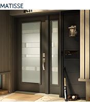 Détails du modèle Matisse